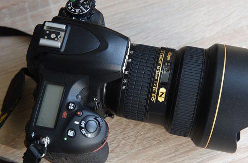 Brennweite Vollformat Kamera